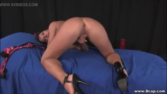 Orabella fucks herself with her fat toy