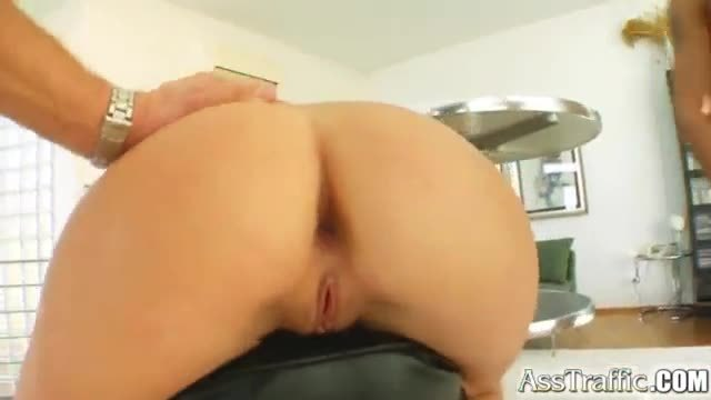 Ass traffic killer anal session with multiple positions