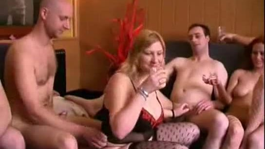 German privat amateurs group sex