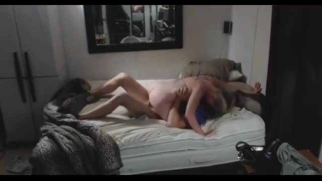 Blondie cheating gf caught fucking after party by real hidden cam